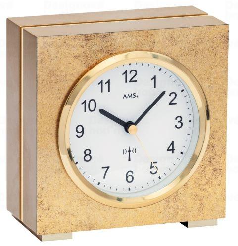 Stolové hodiny 5153 AMS riadené rádiových signálom 13cm