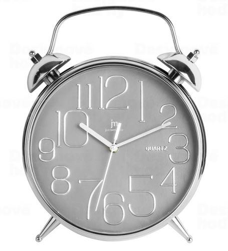 Dizajnové nástenné hodiny 00815G Lowell 32cm