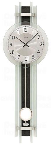 Kyvadlové nástenné hodiny 7250 AMS 78cm