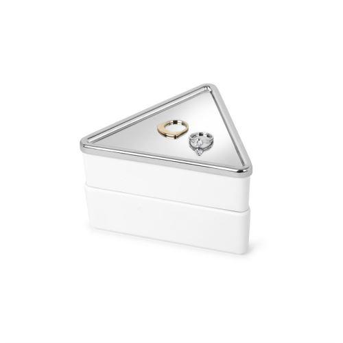 Organizér TRINITY BOX Umbra - biela