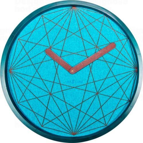 Dizajnové nástenné hodiny 3199 Nextime Calmest 50cm