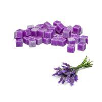 Scented cubes vonnný vosk do aromalámp - lavender (levanduľa), 8x 23g
