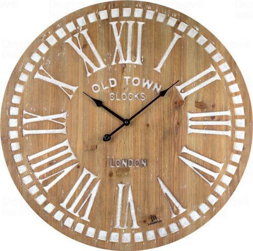 Dizajnové nástenné hodiny 21481 Lowell 60cm