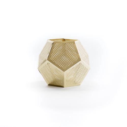 Zlatý svietnik v tvare päťuholníkovej, CHICKIDEE