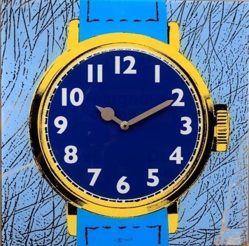 Dizajnové nástenné hodiny 8157 Nextime Watch One 43cm