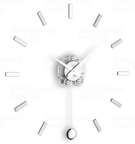 Dizajnové nástenné hodiny i202 IncantesimoDesign 80cm