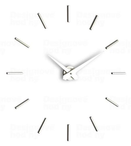 Dizajnové nástenné hodiny I200 IncantesimoDesign 90-100cm