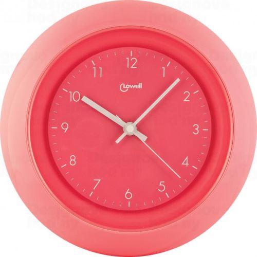 Dizajnové nástenné hodiny Lowell 00706-CFP Clocks 26cm