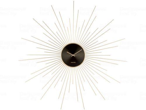 Dizajnové nástenné hodiny 5819 Karlsson 95cm
