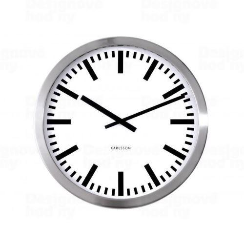 Dizajnové nástenné hodiny 850527 Karlsson 50cm