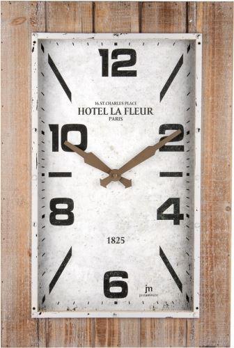 Dizajnové nástenné hodiny 21478 Lowell 60cm