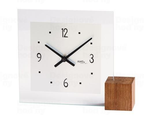 Dizajnové stolové hodiny 104 AMS 19cm