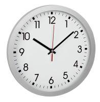 Nástenné hodiny TFA 60.3035.02 - strieborné