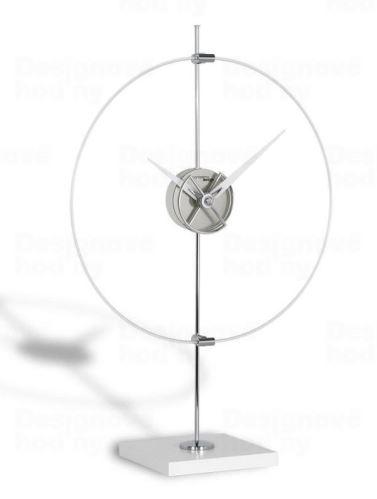 Dizajnové stolové hodiny I257M IncantesimoDesign 63cm