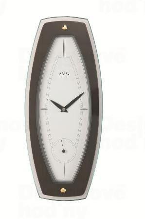 Nástenné hodiny 9357/1 AMS 44cm