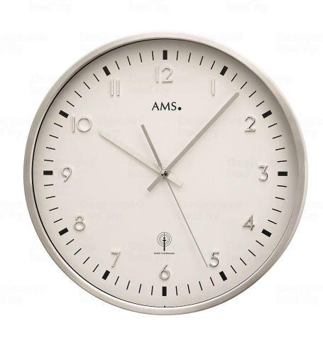 Nástenné hodiny 5914 AMS riadené rádiovým signálom 32cm
