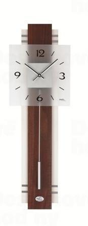Kyvadlové nástenné hodiny 7303 AMS 68cm