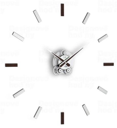 Dizajnové nástenné hodiny I201W IncantesimoDesign 80cm