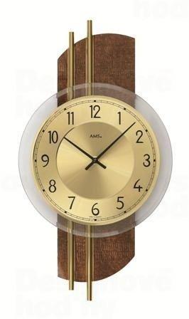Nástenné hodiny 9413 AMS 45cm