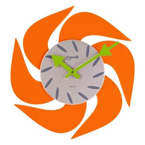 Dizajnové nástenné hodiny Lowell 05822 Design 40cm