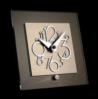 Dizajnové stolové hodiny I116ML IncantesimoDesign 14cm