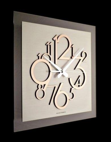 Dizajnové nástenné hodiny I118MRL IncantesimoDesign 40cm