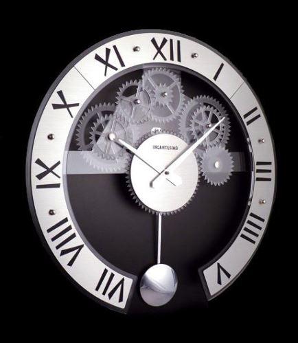 Dizajnové nástenné hodiny I134M IncantesimoDesign 45cm