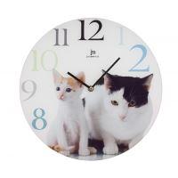 Dizajnové nástenné hodiny Lowell 14818 Clocks 33cm
