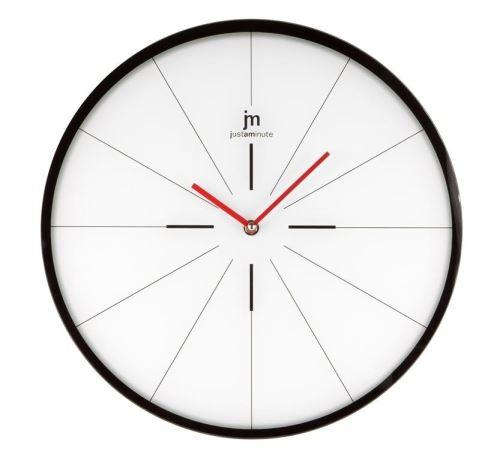 Dizajnové nástenné hodiny 14874 Lowell 34cm