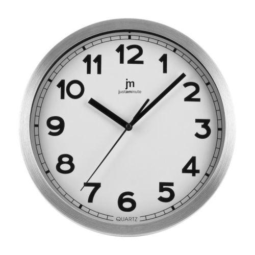 Dizajnové nástenné hodiny Lowell 14928B Design 30cm