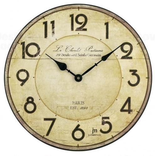 Dizajnové nástenné hodiny Lowell 21415 Clocks 34cm