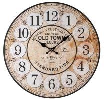 Dizajnové nástenné hodiny 21439 Lowell 34cm
