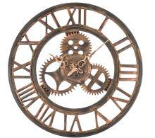 Dizajnové nástenné hodiny 21458 Lowell 43cm