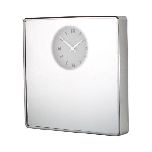 Dizajnové nástenné hodiny 22647 Balvi mirror 34cm