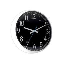 Dizajnové nástenné hodiny 24501 Balvi white / black 60cm