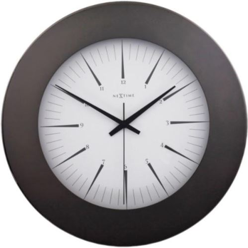 Dizajnové nástenné hodiny 2945 Nextime Colt 45cm