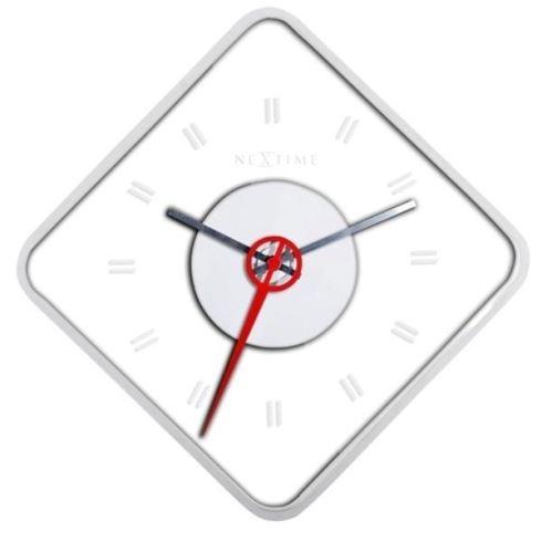 Dizajnové nástenné hodiny 3006 Nextime COINS-pokladnička 35cm