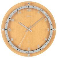 Dizajnové nástenné hodiny AT4284-30 riadené signálom DCF