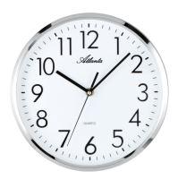 Dizajnové nástenné hodiny AT4317