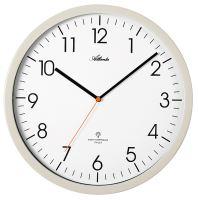 Dizajnové nástenné hodiny AT4382-0 riadené signálom DCF