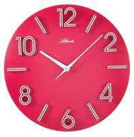 Dizajnové nástenné hodiny AT4397-1