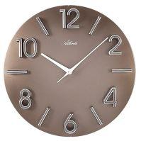 Dizajnové nástenné hodiny AT4397-3