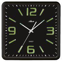 Dizajnové nástenné hodiny AT4427-7