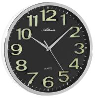 Dizajnové nástenné hodiny AT4428-7