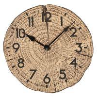 Dizajnové nástenné hodiny AT4476 Atlanta 30cm