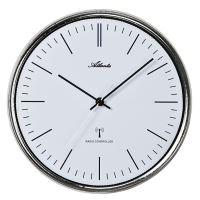 Dizajnové nástenné hodiny Atlanta AT4493 riadené signálom DCF 30cm