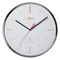 Dizajnové nástenné hodiny Atlanta AT4499 riadené signálom DCF 39cm