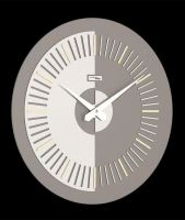 Dizajnové nástenné hodiny I504GT IncantesimoDesign 40cm