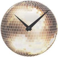 Dizajnové nástenné hodiny 5172 Nextime DISCO 20cm