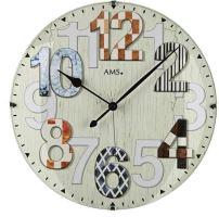 Nástenné hodiny 5951 AMS 30cm